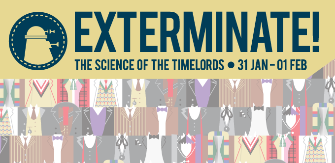 Science of the Timelords II (Day 1 of 2)